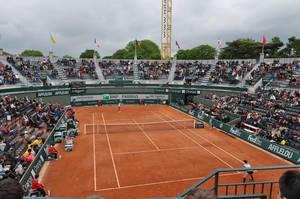 Roland-Garros Tennis French Open in Paris 2013