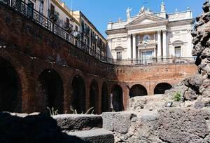 Roman Amphitheater of Catania