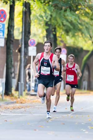 Röser Florian, Göhler Timo, Dillenhöfer Fabian - Cologne Marathon 2017