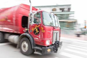 RoyStrom Müllfahrzeug / garbage truck