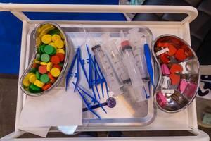 Rush MD Utensilien zum Arztspiel