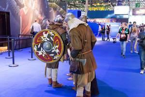 Rüstungen und Waffen aus dem Mittelaltert