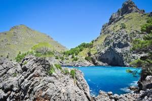 Sa Calobra Bucht in Palma de Mallorca