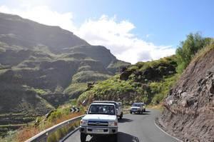 Safari Ausflug auf Gran Canaria