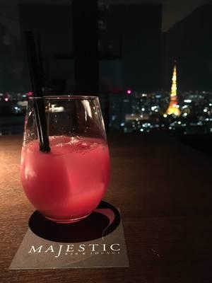 Saft - Bar & Lounge Majestic, Tokyo