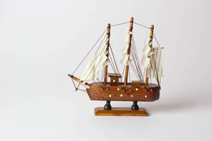 Sailboat maquette