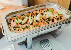 Salmon Salad With Lime (Flip 2019)