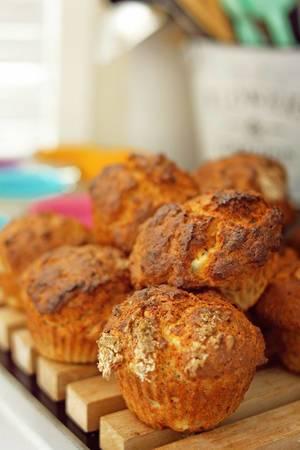 Salty Muffins