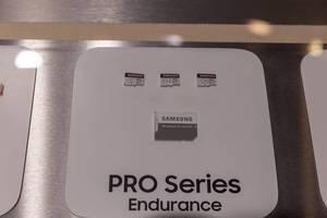 Samsung microSD Speicherkarten Pro Series