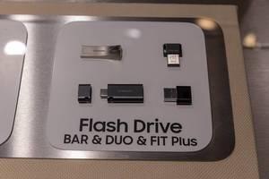Samsung USB-Sticks Bar, Duo und FIT Plus
