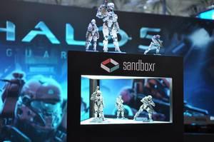 sandboxr 3D Drucker: Halo 5