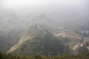 Sapa Rice fiel in the fog .CR2