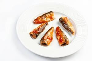 Sardines Fish in tomato sauce