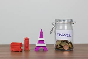 Saving for travel to Europe