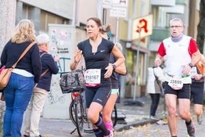 Scheer Ellen, Sommer Klaus - Köln Marathon 2017