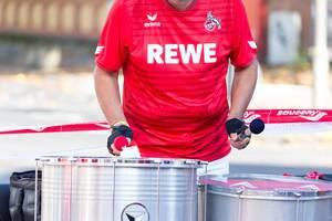 Schlagzeugspieler - Köln Marathon 2017