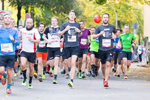Schmitz Johannes, Bitz Felix, Berns Robert, Kels Martin, Gasper Dennis - Köln Marathon 2017