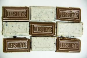Schokolade von Hershey