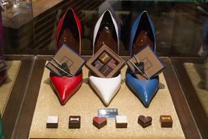 Schokoladen-Schuhe / Chocolate Shoes