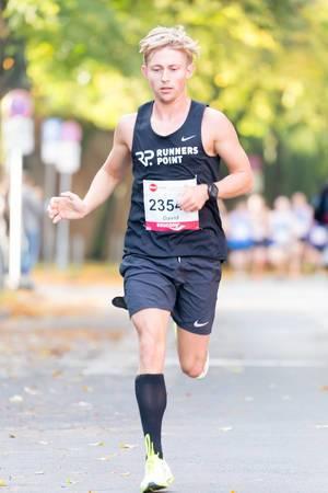 Schön David - Köln Marathon 2017