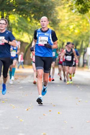 Schott David - Köln Marathon 2017