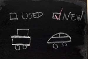 Schwierige Entscheidung: Gebrauchtwagen oder Neuwagen