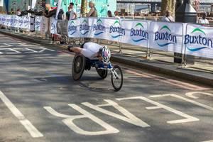 Sean Frame - London Marathon 2018