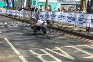 Sean Frame VMLM - London Marathon 2018