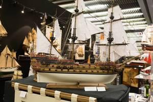Segelschiff-Modell Soleil d