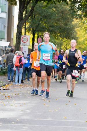 "Sekulla Adam, ""Arenz Judith"", Mahmens Timo - Köln Marathon 2017"