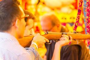Shooting gallery - Oktoberfest 2017