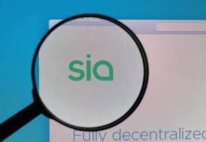 SIA logo under magnifying glass