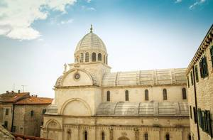 Sibenik church