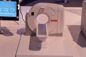 Siemens Somatom go.Up CT scanner. MRT