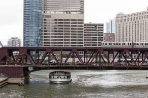 Sightseeing-Schiff Chicago