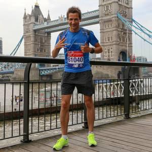 Six World Major Marathons Finished in London 2018