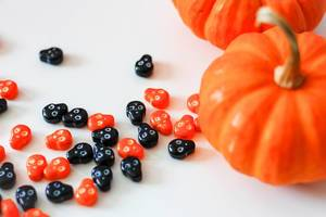 Skelleton Halloween Candy