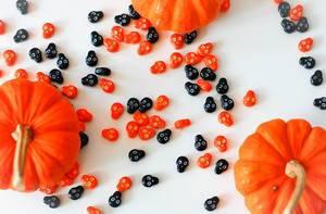Skelleton Shape Halloween Candy