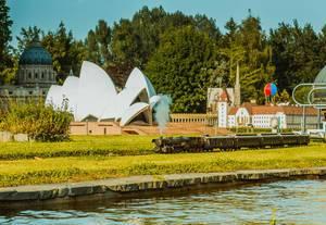 Small Sydney Opera House