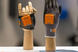 Smart gloves for industry 4.0: ProGlove products on display at innovation festival #bits19 in Munich, Germany