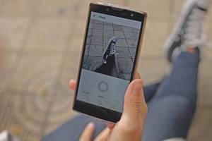 Smartphone Photo App