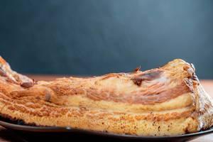 Smoked pork fat bacon  Flip 2019