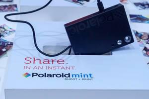 Sofortbildkamera Polaroid Mint 2-in-1 auf der IFA Berlin 2018