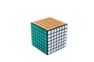 Solved Rubik