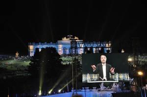 Sommernachtskonzert der Wiener Philharmoniker im Schönbrunner Schlosspark