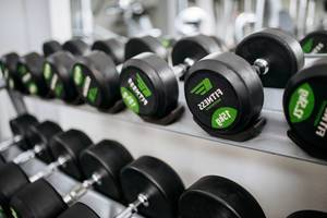 Sorted weights at the gym  Flip 2019