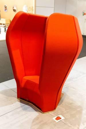 Sound Station Chair Stuhl mit integrierten Boxen und Abschirmung von Außengeräuschen
