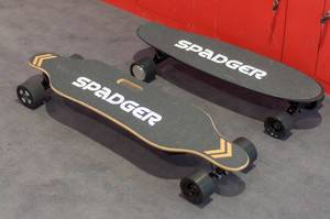 Spadger Hoverboards at IFA Berlin 2018