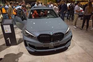 Sportliches Auto der BMW 1er Serie:  M135i xDrive auf der IAA vorgestellt