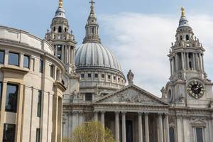 St.-Pauls-Kathedrale in London